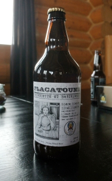 2017-03-11 - 83 - Flacatoune bottle _chalet _500beers