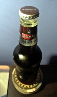 2017-04-05 - 106 - Sleeman's Fine Porter bottle _500beers