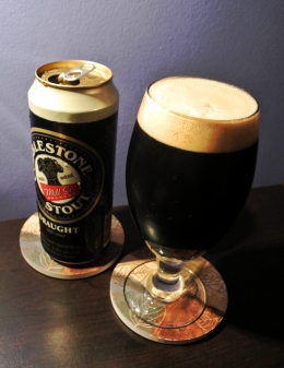 2017-04-12 - 113 - Mill St. Brewery Cobblestone Stout poured _500beers