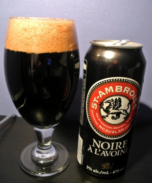 2017-05-01 - 134 - St. Ambroise Oatmeal Stout poured _500beers