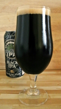 2017-05-14 - 145 - St. Ambroise Black IPA poured _500beers