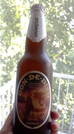 2017-07-08 - 226 - Unibroue Don de Dieu _500beers