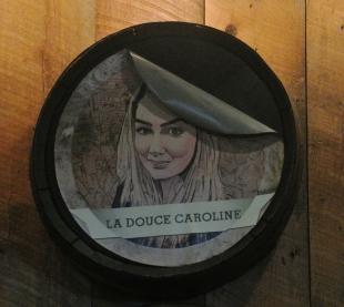 2017-07-29 - 261 - Brasseurs du Moulin La Douce Caroline image _Beloeil _500beers