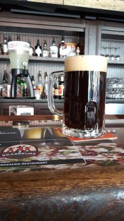 2017-06-24 - 203 - Trois Brasseurs Brown Ale _500beers