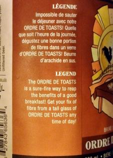 2017-08-25 - Lagabière Order de Toasts desc. 1 _500beers