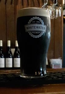 2017-05-20 - 153 - Whitewater Brewing Co. Belfast Black 2 _500beers _belfast