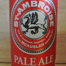 2017-06-11 - 185 - St. Ambroise Pale Ale _500beers