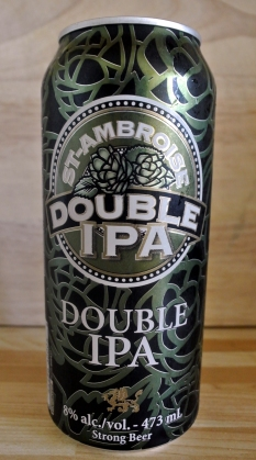 2017-06-11 - 187 - St. Ambroise Double IPA _500beers