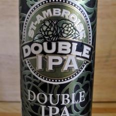 2017-06-11 - 187 - St. Ambroise Double IPA _500beers