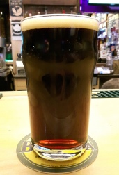 2017-09-09 - 334 - Brutopia Nut Brown _500beers
