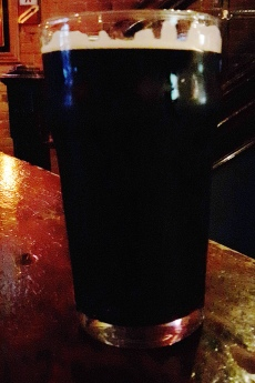 2017-09-11 - 341 - Brutopia Oatmeal Stout _500beers