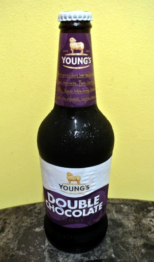 2017-10-23 - 408 - Young's Double Chocolate Stout bottle _500beers