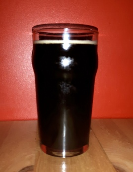 2017-10-25 - 409 - Et Oh Robust Brown Ale _500beers