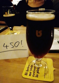 2017-11-22 - 450 - Si-Boire Mcamen Scotch Ale _500beers