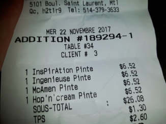 2017-11-23 - 453 - Si-Boire InsPirAtion _500beers