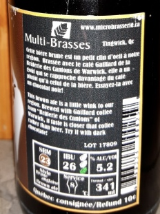 2017-11-29 - 461 - Multi-Brasses Brune au Café desc. _500beers