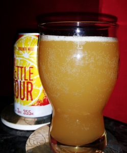 2017-12-16 - 491 - Vox Populi Kettle Sour poured _500beers