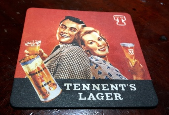 2017-05-23 - 161 - Tennent's Ice Cold barmat _500beers _antrim
