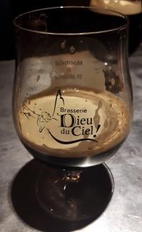 2017-09-13 - 345 - Dieu du Ciel Péché Temporilas glass _500beers