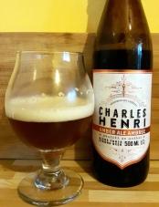 2017-09-15 - 349 - Les 2 Frêres Charles Henri Amber poured _500beers
